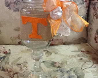 Tennessee redneck wine glass!
