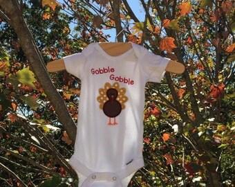 Gobble Gobble Onesie