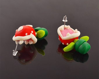 Audrey II ear plugs