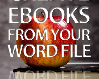 Create eBooks from your Word file