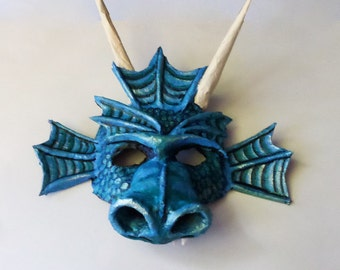 Jabberwocky Mask, Alice in Wonderland, dragon mask, unique mask, wearable