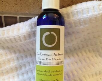 Natural Deodorant Spray