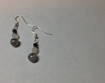 Neutral earrings