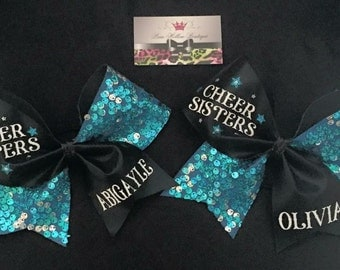 Cheer Sisters Team Bow