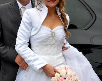 Big Pastel Paper Wedding bouquet,