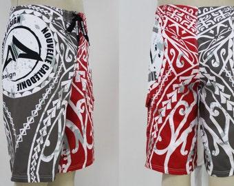 Short Mohikan Design