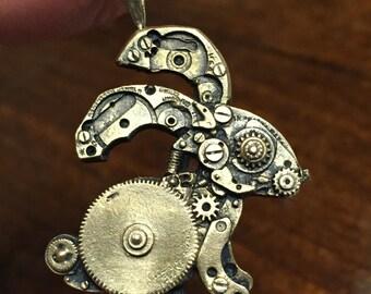 Bronze Steampunk Bunny