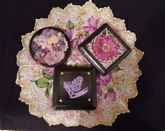 Coasters, home decor, gift