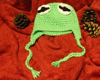 Kermit the Frog Hat