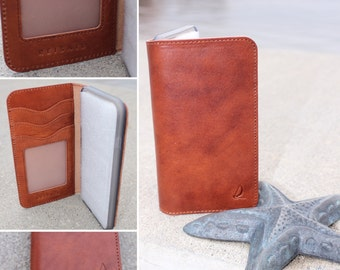 ReiSail™ iPhone 6 / iPhone 6s Genuine Leather Case / Wallet