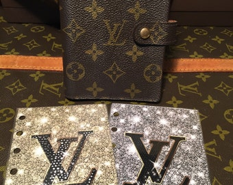 Authentic Vintage Louis Vuitton Agenda PM + custom dividers