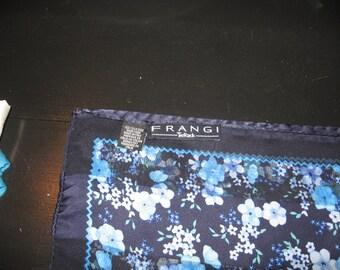 Silk Scarf by FRANGI Italy