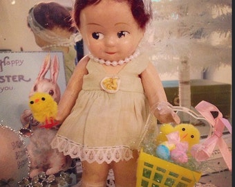 1930's Easter Doll