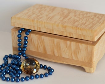 hand made wooden box