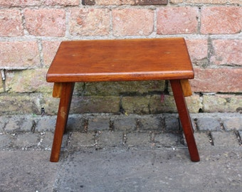 Wooden Stool / Step