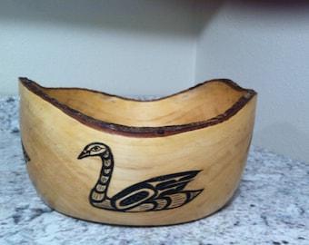 Waterfowl bowl