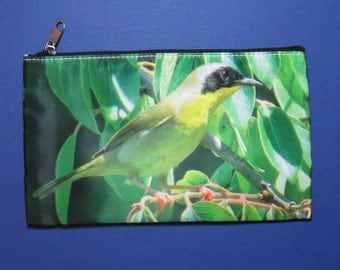 Yellowthroat Warbler Carry Pouch