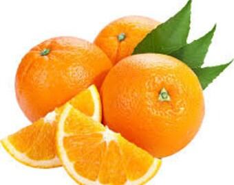 Orange natural perfumes