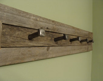 coat rack, coat storage, organization, rack, rustic, barnwood