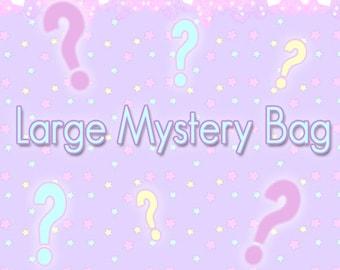 LARGE MYSTERY BAG - Surprise box - Grab bag!