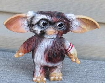 Vintage Gizmo Gremlin Action Figure Ceramic Toy