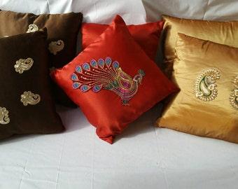 Hand maid pillows
