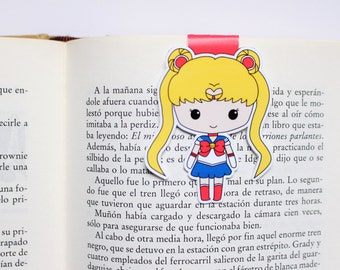 Sailor Moon Magnetic Bookmark