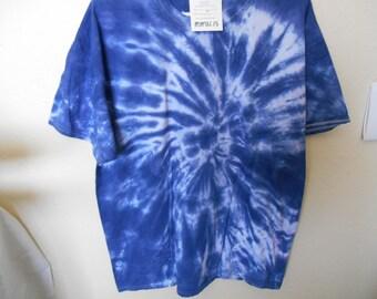 100% cotton Tie Dye T-shirt MMXL15 size XL
