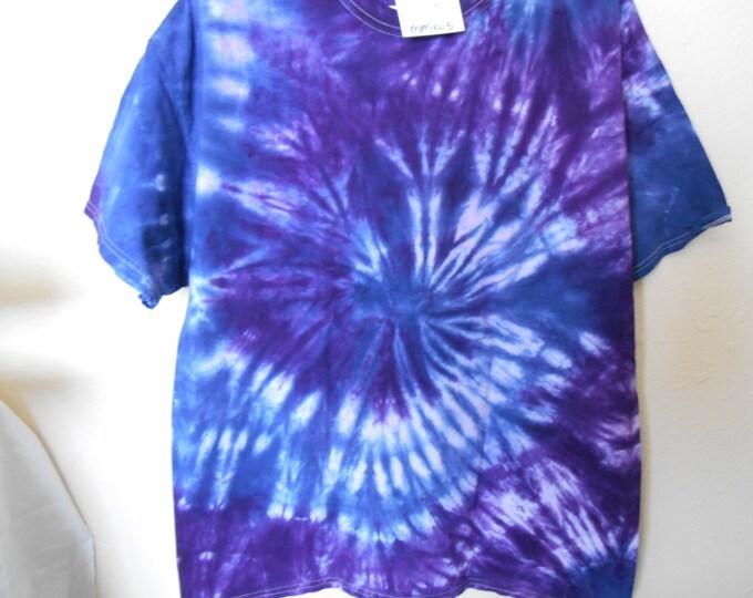100% cotton Tie Dye T shirt MMXL5 size XL