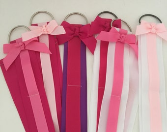 Hair bow Holder, Hair bow Organizer, girl bow holder
