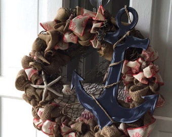 Nautical Wreath