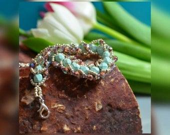 Pearl bracelet * sometimes Mint *.