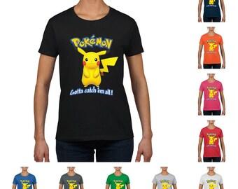 Pokemon Go, Pikachu Women's T-Shirt