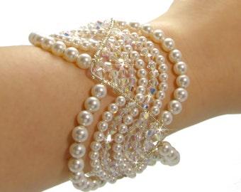 Harmony Bespoke Cuff Bracelet