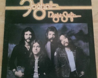 Foghat - Night Shift - BR 6962 - 1976 - 1st Pressing