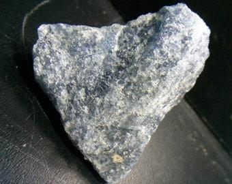 Blue quartzite