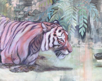 LIMITED EDITION PRINT - Shere Khan