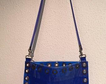 BAG PSYCHEDELLIC BLUE