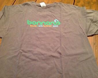 Bonnaroo 2008 shirt LG