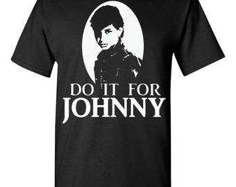 The Outsiders Do it for Johnny T shirt Rockabilly Greaser  **FREE SHIPPING**