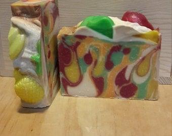 Kids Handmade soaps.