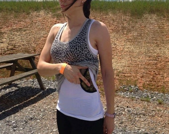The Annie- Concealed Carry Tank Top