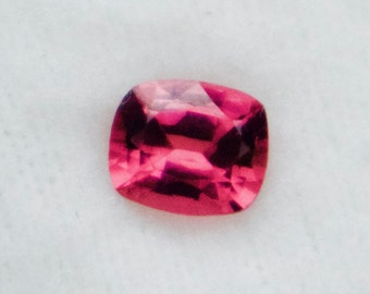 Natural Pink Spinel Cushion cut