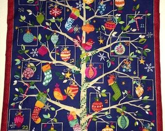 Custom Made Advent Calendar