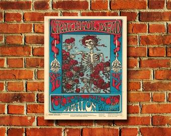Psychedlic Poster - #0460