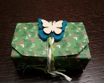 origami box-wedding favors/gifts/origami box/price for one piece