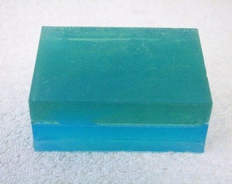 Eucalyptus and Peppermint Scented Glycerin Bar Soap