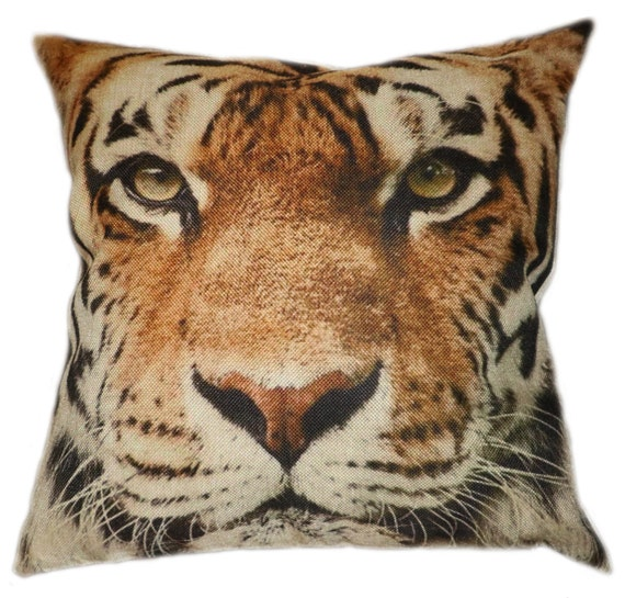 Https Www Etsy Com Listing 399254983 Home Bedroom Decor Pillowcase Tiger
