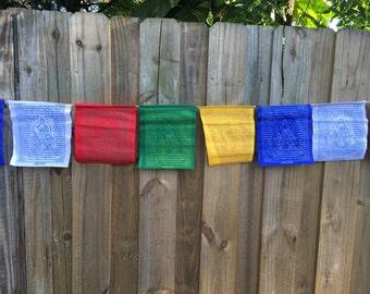 Medicine Buddha Prayer Flag