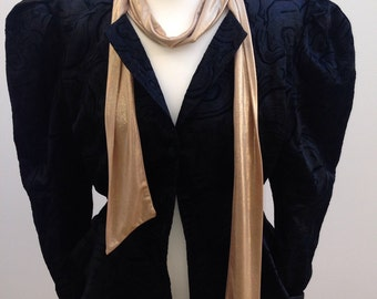Evening Jacket very Stevie Nicks style! Size 12